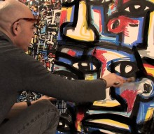Willie Mattéi : la foule en Bad Painting