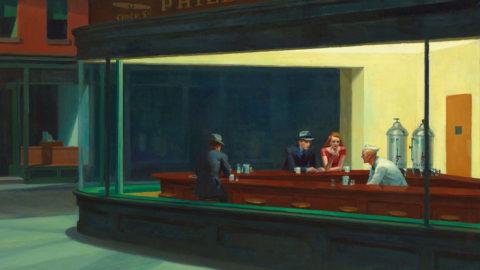 Edward Hopper, peintre des illusions perdues